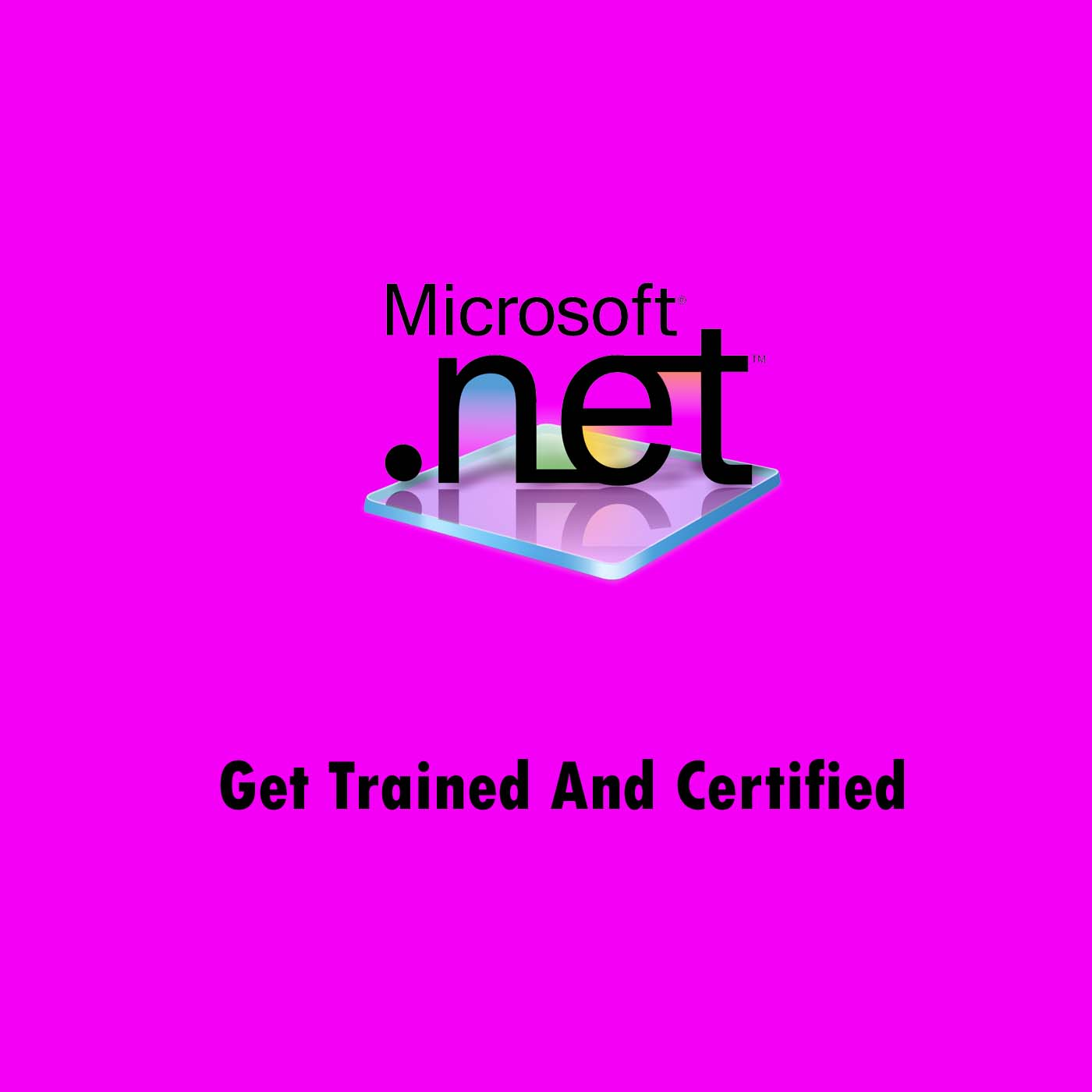 Dot Net Training Course & Certification Institute in